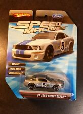 Hot Wheels Speed Machines '07 Ford Shelby GT500