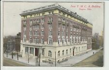 Dayton Ohio New YMCA Young Mens Christian Association Building 1911 OH POSTED