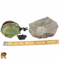 IDF Nachsol Recon - Helmet w/ Cover - 1/6 Scale - Damtoys Action Figures