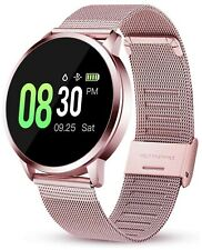 GOKOO Smart Watch for Women with All-Day Heart Rate Blood Pressure Sleep Monitor