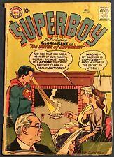 Superboy #62  Jan 1958