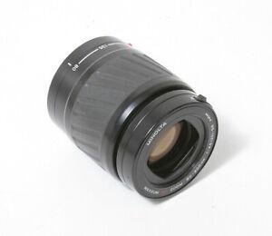 80-200MM 80-200/4.5-5.6 MAXXUM AF ZOOM MINOLTA/SONY ALPHA MOUNT/145946