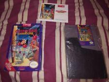 Disney's Chip 'N Dale: Rescue Rangers Nintendo Entertainment System NES Complete