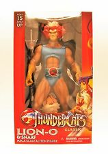 ThunderCats Lion-O and Snarf Mega Scale Action Figure 2-PK