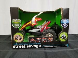 The Black Series, By Shift. Street Savage Wireless RC Car. NIB. 42-9.