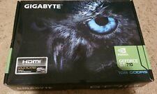 Asus NVIDIA GeForce GT710 1GB  Low Profile Graphics Video Card HDMI DVI