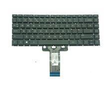 HP Pavilion x360 14-cd000 14-cd0000 14m-cd000 14t-cd000 Keyboard UK Layout Black