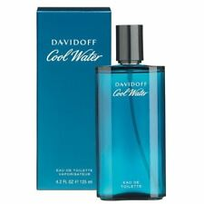 Davidoff Cool Water 125ml EDT Spray Brand New & Boxed