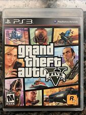 New listing Grand Theft Auto V, Gta 5, Playstation 3, Ps3 - Complete with map