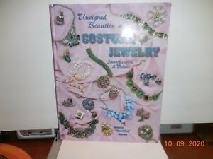 UNSIGNED BEAUTIES OF COSTUME JEWELRY COLLECTING UNSIGNED VINTAGE JEWELRY 275 PGS