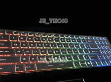 For MSI Steel GL62 GL72 Gaming Keyboard US Black Color Backlit