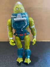 1988-6 Rare He-Man Slush Head Kalamarr Kalamar Figure Mattel He Man