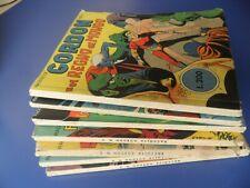 Raccolta Gordon 1-7 Completa! Edicola! Ed.Corno 1962-63! ▓