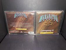 WORD MARANATHA MUSIC CONTEMPORARY III PRAISE & WORSHIP SERIES CD - A191/A224