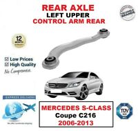 eje trasero izquierda superior brazo de control para MERCEDES CLASE S Coupe C216
