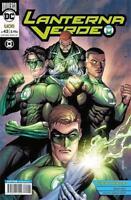 Lanterna Verde N° 43 (121) - Universo DC - RW Lion - ITALIANO NUOVO #NSF3
