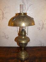 Lampe pétrole parisienne modèle calice (ref 151)