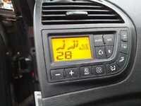 Mando climatizador CITROEN C4 GRAND PICASSO MILLENIUM 2006 2360444