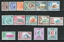 Cyprus QEII 1955 set MNH/lightly hinged condition.