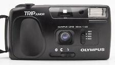 Olympus Trip Junior Kompaktkamera Kamera Analog - Olympus Lens 4.5 33mm Optik