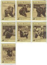 TYLER MYERS BUFFALO SABRES 2009-10 UPPER DECK ROOKIE HEADLINERS SP #RH22