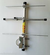 Yagi Directional Repeater Antenna UHF 403-430 MHz, 3 Elements 6 dBd Laird P4063
