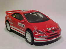 Peugeot 307 WRC 2007 Maisto 1/40 Diecast Mint Loose 1/43 Range