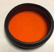 PUSH ON RED DIVE FILTER UNDERWATER COLOR CORRECTION FOR OCULUS HERO2 FLAT LENS