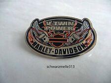 HARLEY Davidson-V-Twin-POWER - Pin Nuovo