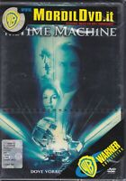 dvd THE TIME MACHINE nuovo 2002