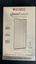 Zagg Invisible Shield Fusion Hybrid Glass Screen Protection Samsung Note10+ Plus