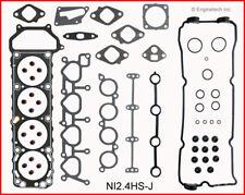 Engine Cylinder Head Gasket Set NI2.4HS-J fits 98-99 Nissan Altima 2.4L-L4