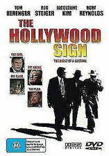 The Hollywood Sign DVD 2001 Comedy Crime Movie Burt Reynolds Rod Steiger. VGC