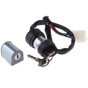 Ignition Key Switch for CFMOTO CF500 500cc ATV QUAD Fuel Tank Lock 9010-0100
