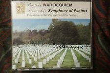 Britten's - 'War Requiem' & Stravinsky's - 'Symphony Psalms' - 2-Disc - Klavier