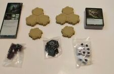 Magic MTG Arena of the Planeswalkers Dice Damage Markers Sand Tile Replacements