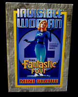 The Invisible Woman Mini Statue #56 New 2003 Fantastic Four FF4 Bowen Amricons