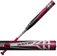 """2019 Worth Women's Wicked USSSA NYX XL 34""""/26oz. Slowpitch Softball Bat WKNYXU"""