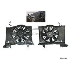 One New TYC Engine Cooling Fan Motor 621200 for Volvo C70 S70 V70