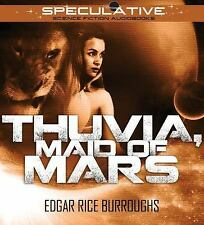 Barsoom: Thuvia, Maid of Mars 4 by Edgar Rice Burroughs (2014, MP3 CD,...