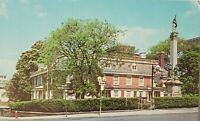 Vintage Postcard Divided Chrome Philipse Manor Hall Yonkers New York NY