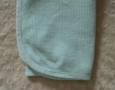 Cozy Baby J.E. Morgan Thermal Blanket Waffle Weave Vintage USA Made