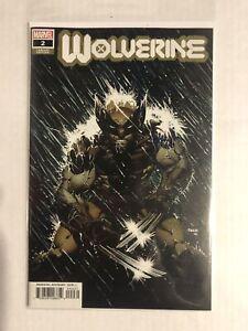 Wolverine #2 David Finch Variant NM