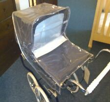 NEW Silver Cross Chatsworth Oberon Toy Dolls Pram Raincover Dust Protector