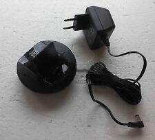 Ladeschale (Ladestation, Lader) & Netzteil für Gigaset 4000 Micro Handteile