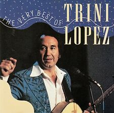 TRINI LOPEZ : THE VERY BEST OF / CD
