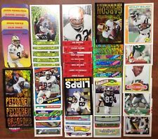 2012 Topps Archives Football 50ct SP Insert Lot 20 Shirt Prints !! Drew Brees ++
