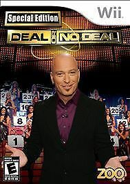 Deal or No Deal -- Special Edition (Nintendo Wii, 2010)