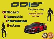 NEW ODIS Engineering 12 + Firmware VAG Diagnostic VAS5054 + Remote install Servi