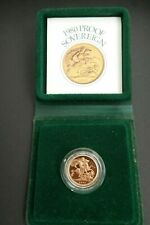 More details for gold sovereign 1980 proof boxed as issued with certificate